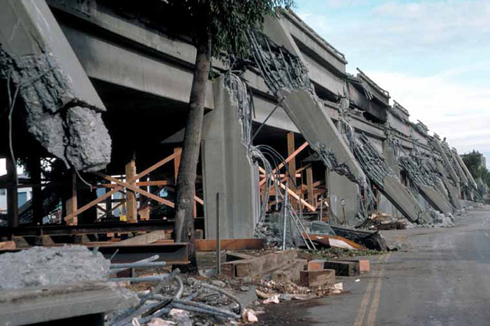 Cypress viaduct collapse