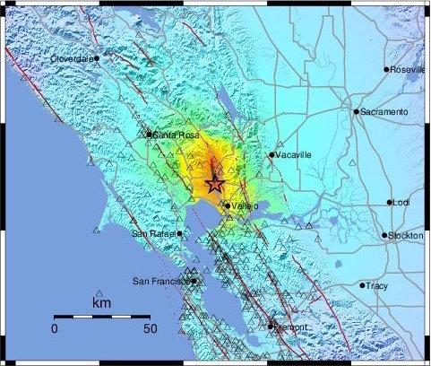 CISN: Earthquake Early Warning