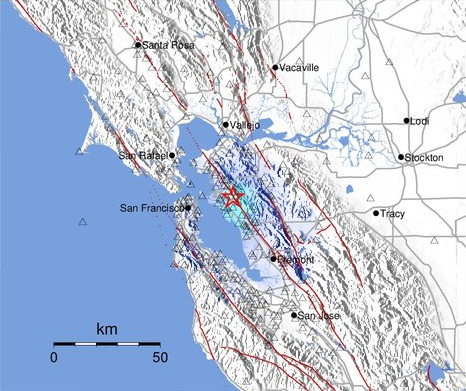 California Geologic Society Map Link